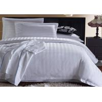 China Queen Size / King Size Hotel Bedding Sets 4 Pieces Most Comfortable Custom Color wholesale