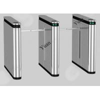 China High - tech Intelligent Drop Arm Turnstile Security Drop Arm Gate For Handicap Channel wholesale