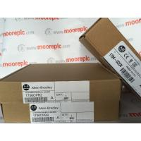 China CNC machinery Allen Bradley Modules 1756-L63 CPU MODULE 8MB MEMORY CONTROLLOGIX LOGIX5563 wholesale