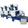 China Chinese maufacture Multiple heads horizontal band sawmill machine wholesale