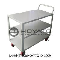 China Durable Convenient Anti Static Stainless Steel Trolley For Laboratory / Food Industry wholesale