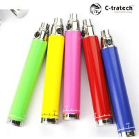 China 1300mAh Green Ego Twist Battery Varible Voltage With 420mAh USB Charger wholesale