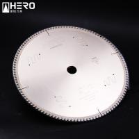 China Solid Pcd Saw Blades 96 Teeth Wide Application Copper Silver Welding Material wholesale