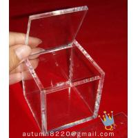 China BO (130) acrylic shoes case wholesale