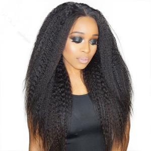 China Virgin Unprocessed Kinky Straight Malaysian Human Hair BundlesHair Extensions wholesale