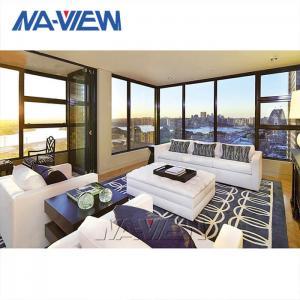 China CE Aluminium Casement Windows electrophoresis Bay And Bow Window wholesale