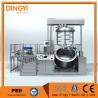 China Electrical Heating Vacuum Emulsifying Mixer , 380V Emulsifying Equipment50Hz/60Hz wholesale
