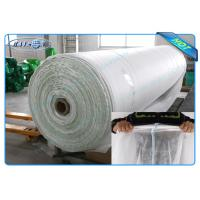 China Biodegradable 100% PP Spunbond Non Woven Landscape Fabric for Garden Plant Protection wholesale