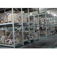 Buy cheap Push back pallet racking for warehouse storage from wholesalers