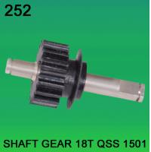 China SHAFT GEAR TEETH-18 FOR NORITSU qss1501 minilab wholesale