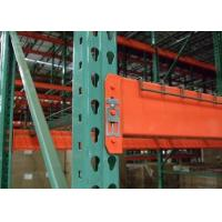 China Pallet racking manufacturer heavy duty teardrop pallet rack wholesale