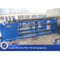 China 1/2'' Opening Mesh Hexagonal Wire Netting Machine For Finshing Fence 2500mm wholesale