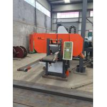 China China supply re-saw (horizontal) bandsaw sawmill wood lumber cutting used high precision saw mill machine wholesale