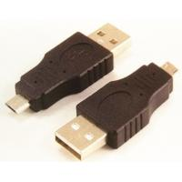 China USB 2.0 A Usb Male To Micro Usb Adapter Instant Charging , No Cords To Mess Up wholesale