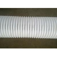 China 3 - 6 M / Min Plastic Auxiliary Machine For Making Corrugated Pipe Holes wholesale