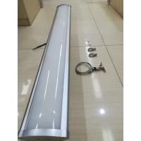 China 4ft Durable 150w LED Low Bay Aluminum And PC Cover CE RoHS UL Approved wholesale