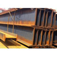 China Hot Rolled I Beam Steel Length 11.8m 100 * 68 * 4.5mm - 630 * 180 * 17mm Size wholesale