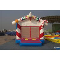 China Professional Small Inflatable Jumping Castle Outdoor Inflatable Bouncers For Clubs wholesale