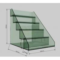 China Tier 5 3mm Acrylic Stationery Holder Green for Umbrella Magazine wholesale