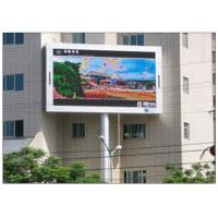 China Commercial Advertising LED Video Walls Programmable Full Color with -20 - 50°C Working Temperature wholesale