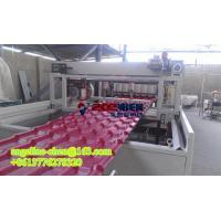 China fire proof insulated safe plastic PVC glazed roof tile wholesale