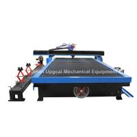 Quality Large 1900*3000mm Plasma Cutting Drilling Machine with Rotary Axis for Tube for sale