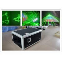 China Land Mark 15W Green Beam Olympics ILDA Laser Projector Show Concert Light wholesale