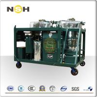 China Black oil purification/waste engine oil recycling/used motor oil regeneration machine on sale