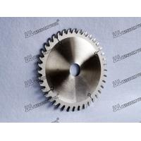 China Wood cutting blade with steel plate 160-25.4-3.0-4.2-55T Wood saw blade OEM wholesale