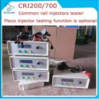 China CRI700/CR1000A/CRI200 BOSCH Common Rail diesel Injector Tester injector tester with test piezo fucntions wholesale
