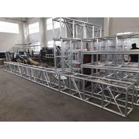 Straight Stage Lighting Truss Systems 0.5m To 4 M Length 350 * 450mm