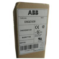 China ABB Original Spare Parts 086318-001 086318-002  086318-501 DSQC639 3HAC025097-001 module on sale