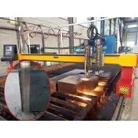 China Metal Sheet Processing CNC Plasma Cutting Machine Multi Head Gas / Plasma Torch on sale