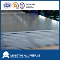 China (Al-Mg-Si Series) 5083 shipbuilding aluminum alloy Plate manufacturer in China on sale