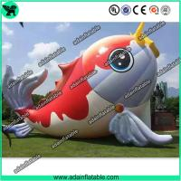 China Inflatable Fish,Inflatable Cyprinoid,Inflatable Carp,Inflatable Fish Model wholesale