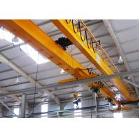China 50 Ton EOT Double Girder Overhead Crane Heavy Lifting Equipment With Electric Hoist wholesale