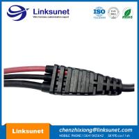 China One Trailer Three SR Protection Injector Wiring Harness UL94 - V0 Plastic Wire Harness Assembly wholesale