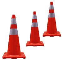 high quality unbreakable traffic cone