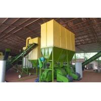 Buy cheap Cow dung, sheep manure as materials to make organic fertilizer pellets production line from wholesalers
