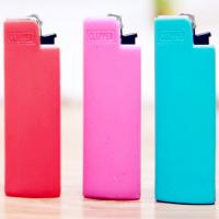 Buy 100% Eco-friendly,non-toxic pure silicone bic lighters case wholesale