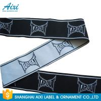 China Customized Printed Elastic Waistband For Popular Underwear / Cothing wholesale