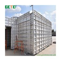 China Good Stability Adjustable Environmental Building Column Aluminium Alloy Concrete Formwork,Wall Formwork System,Aluminium wholesale