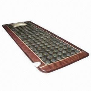 China Heating Massage Mattress, Made of Jade Stone wholesale