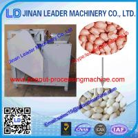 China High efficiency Low noise low impurity peanut peeling machine used for cooking oil process wholesale