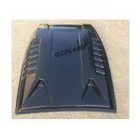 China Ford Ranger Bonnet Hood Scoops / 4x4 Body Kits T6 T7 Engine Cover wholesale