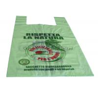China Shopping Custom Printed Plastic Bags , Clothes Packaging Plastic Packing Bags wholesale