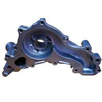 China High Pressure Alloy Aluminium Die Casting Products Heavy Duty Sand Blasting Surface wholesale