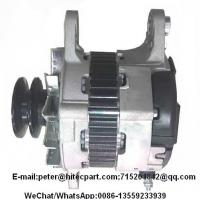 China Powerful Auto Spare Parts Truck Alternator Assembly / Alternator Generator 12V / 24V on sale