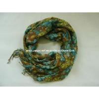 China Printed Cotton Scarf wholesale