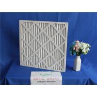 Quality 10μm Carboard Frame Metal Mesh Air Filters 2400m³/h For Pharmaceutical for sale
